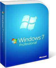 Windows 7 Professional 64bit ENG